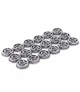 9mm Bearing Busing (Pack da 18 PZ)