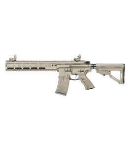 ICS IMT-293-1 PAR Mk3 CQB MTR Stock BlowBack EBB TAN