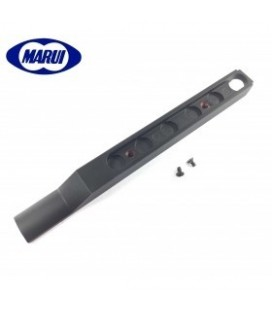 TOKYO MARUI - M4 STOCK TUBE (METAL GUIDE RAIL & SCREWS) FOR M4/HK416 NEXT GENERATION RECOIL SHOCK SERIES