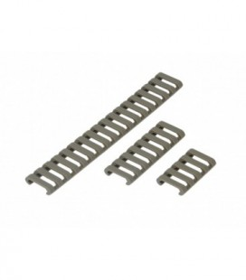 18-Slot Ladder LowPro Rail Cover DE