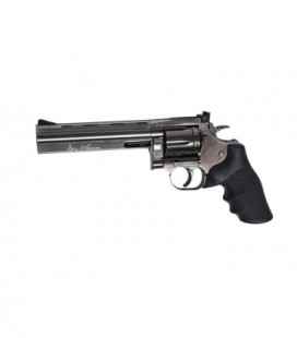 "Dan Wesson 715 - 6""Revolver, Steel Grey"