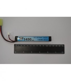Black Storm 1450mAh Lipo 7.4V 30C stick15 x 16.5 x 115mm