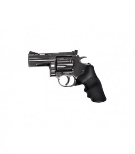 "Dan Wesson 715, 2,5"" - co2 Airsoft, Steel grey"