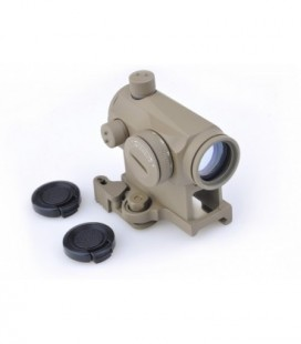 T1 Red/Green Dot With QD Mount
