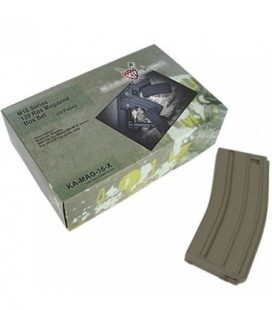 M16 120 Rounds Magazines Box Set (10pcs) - DE