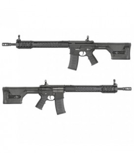 Black Rain Ordnance Rifle-PTS PRS stock-LE (Pistone con cremagliera in metallo)